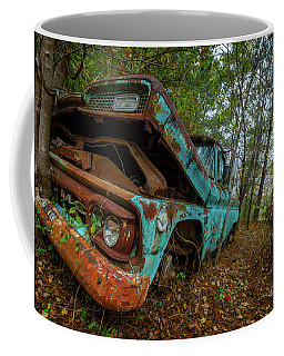 Jacked Up Gmc Coffee Mug