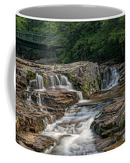 Coffee Mug featuring the photograph Jackson Falls by Cindy Lark Hartman