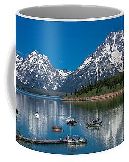Jackson Lake Lodge Coffee Mug