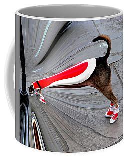 Jackson Square Chow Time Coffee Mug
