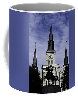 Jackson Square - Color Coffee Mug