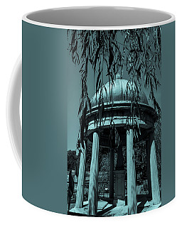 Coffee Mug featuring the photograph Jackson Tomb by James L Bartlett