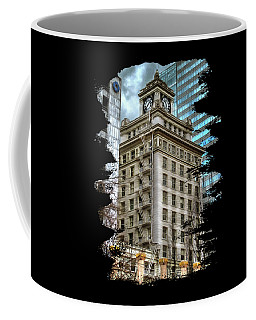 Jackson Tower Portland Oregon Coffee Mug