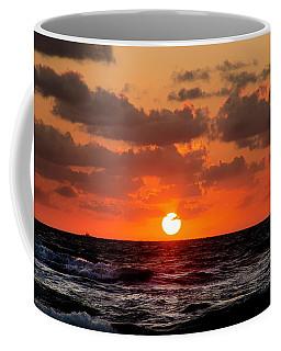 Jacksonville Beach Sunrise 2 Coffee Mug