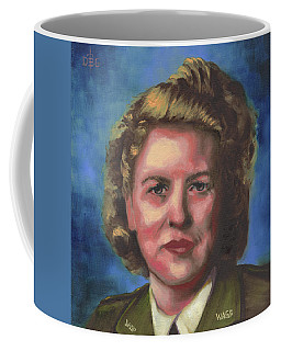 Jacqueline Cochran Coffee Mug