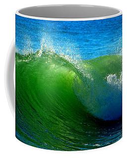Jade Cascade Coffee Mug