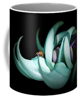 Coffee Mug featuring the photograph Jade by Laura DAddona
