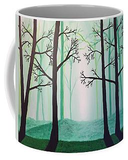 Jaded Forest Coffee Mug