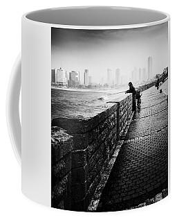 Jaffa Port Coffee Mug