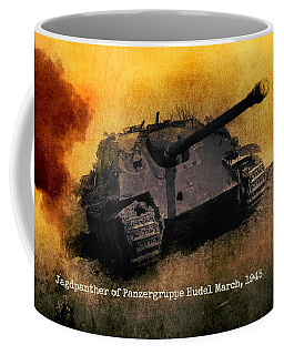 Jagdpanther German Ww2 Tank Coffee Mug