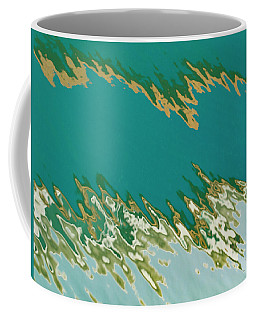 Jagged Reflection Coffee Mug