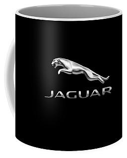 Jaguar Logo Coffee Mug