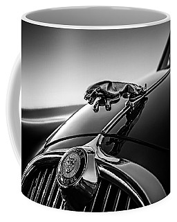 Coffee Mug featuring the digital art Jaguar Mascot by Douglas Pittman