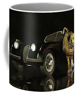 Jaguar Mk 3 Coffee Mug