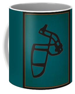 Jaguars Face Mask Coffee Mug