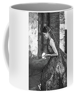 Jaisalmer Beauty 2 - Paint Bw Coffee Mug