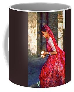 Jaisalmer Beauty 2 - Paint Coffee Mug