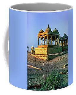 Jaisalmer Chhatri 2 Coffee Mug