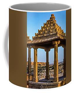 Jaisalmer Chhatri 3 Coffee Mug