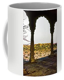 Jaisalmer Chhatri 4 Coffee Mug