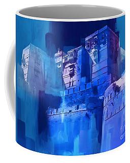 Jaisalmer Suryagarh Fort Coffee Mug