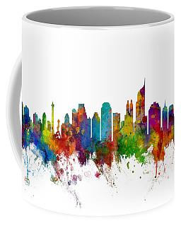 Jakarta Skyline Indonesia Coffee Mug
