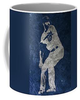 Jake Arrieta Chicago Cubs Art Coffee Mug