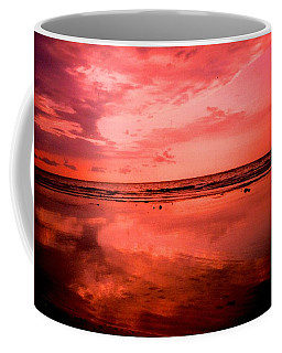 Coffee Mug featuring the photograph Jamaica Sunset by Ian  MacDonald
