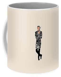 James Bond Coffee Mug by Ayse Deniz