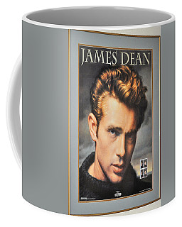 James Dean Hollywood Legend Coffee Mug