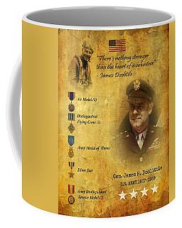 James Doolittle Tribute  Coffee Mug