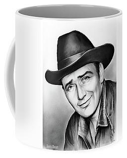 James Drury Coffee Mug