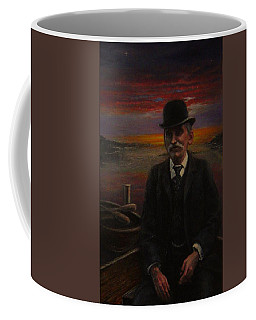 James E. Bayles Sunset Years Coffee Mug