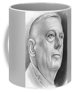 Marine Drawings Coffee Mugs
