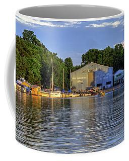 James River Marina 2 Coffee Mug