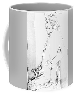 James Whistler's Portrait Coffee Mug