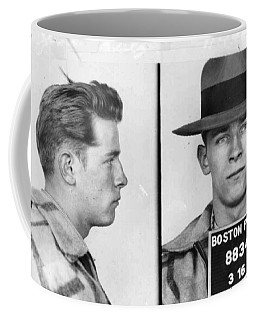 James Whitey Bulger Mug Shot 1953 Horizontal Coffee Mug