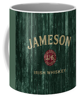 Jameson Irish Whiskey Barn Door Coffee Mug