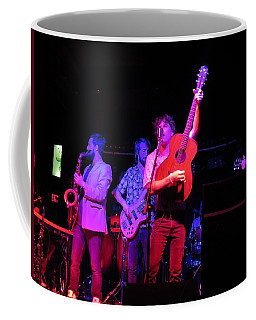 Coffee Mug featuring the photograph Jammin by Aaron Martens
