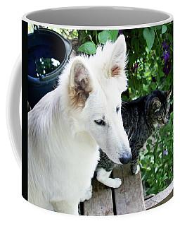 Jane And Katie Coffee Mug