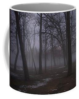 January Fog 2 Coffee Mug