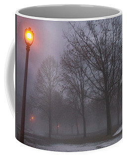 January Fog 3 Coffee Mug