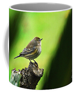 Coffee Mug featuring the photograph January Migration by Debby Pueschel