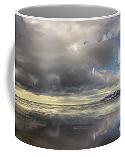 January Storm Coffee Mug