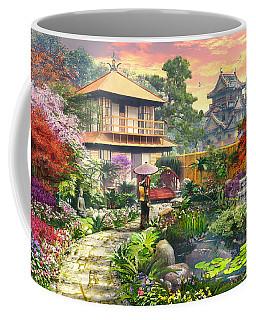 Japan Garden Variant 2 Coffee Mug