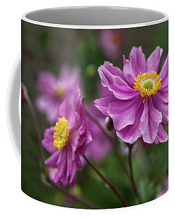 Japanese Anemone Coffee Mug