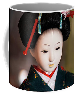Japanese Doll Coffee Mug
