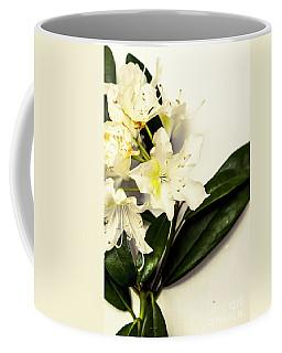 Japanese Flower Art Coffee Mug