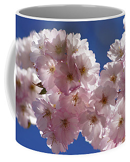Japanese Flowering Cherry Prunus Serrulata Coffee Mug