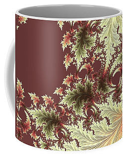 Coffee Mug featuring the digital art Japanese Garden Il by Susan Maxwell Schmidt